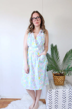 Floral House Dress