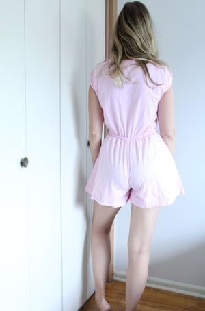 Light Pink Romper