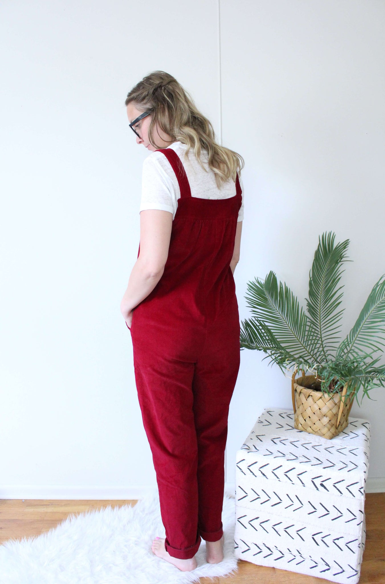 Red Overalls