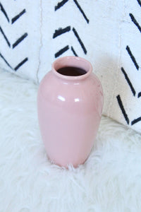 Pink Small Vase