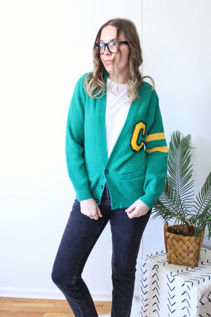Collegiate Cardigan