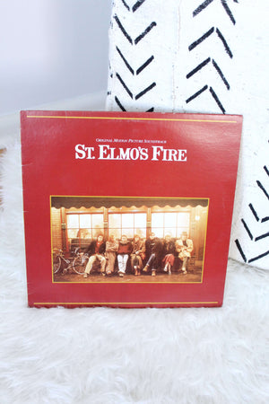 Vintage Record St. Elmo's Fire