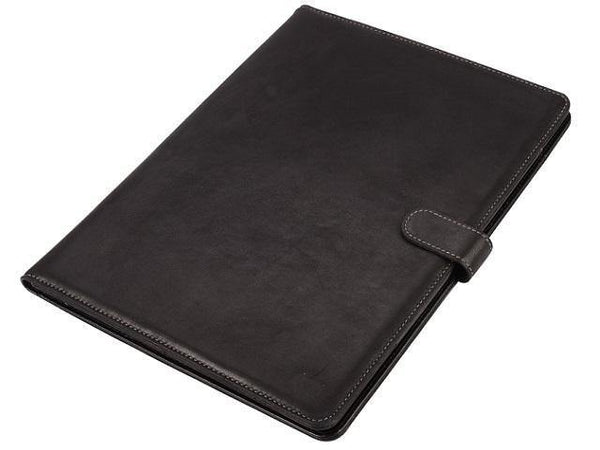 A4 Leather Folder With Tab - Mirelle Leather and Lifestyle