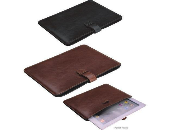 Adpel Genuine Leather Padded Ipad Sleeve - Mirelle Leather and Lifestyle