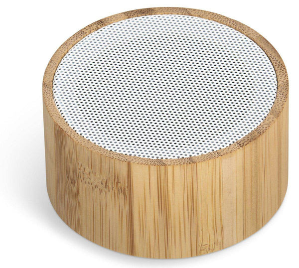 Bamboo Bluetooth Speaker-Bluetooth speaker-Mirelle Leather & Lifestyle