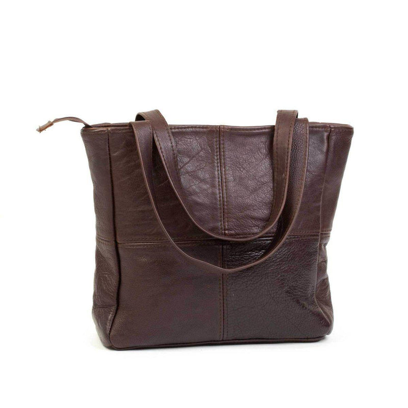 Combo- Mirelle Small Classic Shopper Handbag & Ideal Travel Walllet - Mirelle Leather & Lifestyle