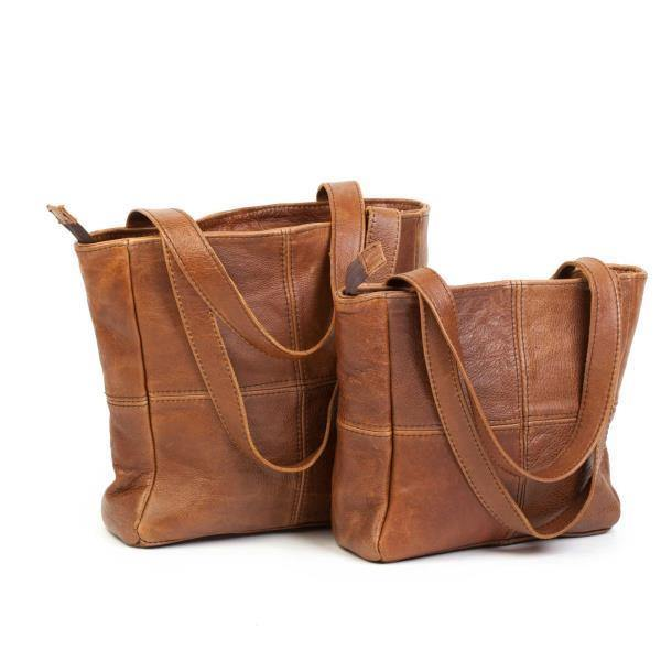 Mirelle Small Classic Shopper & Ideal Ladies Wallet - *Combo Deal - Mirelle Leather and Lifestyle