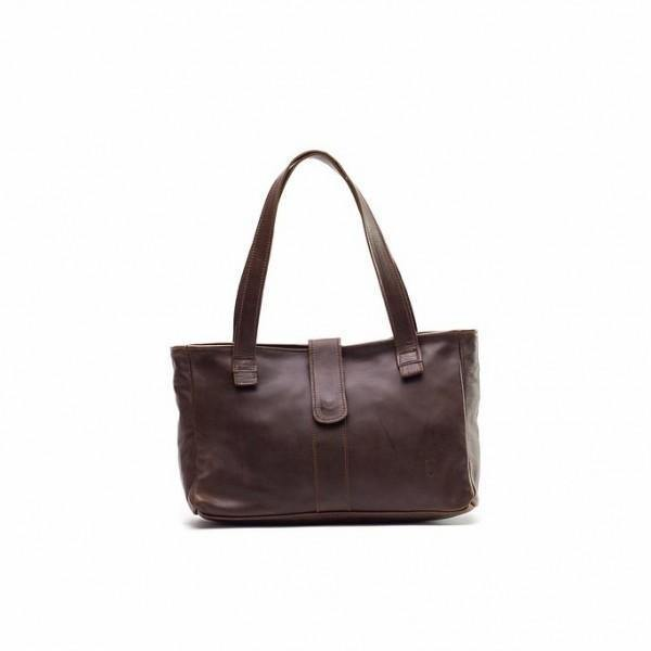 Emily Louise Genuine Leather Lulu Handbag - Tobacco - Mirelle Leather & Lifestyle