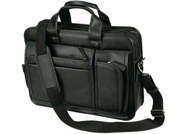 Genuine Leather Business Briefcase - Mirelle Leather and Lifestyle