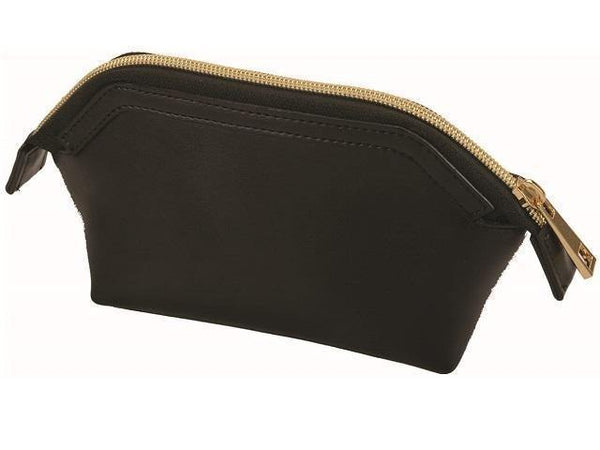 Genuine Leather Chloe Cosmetic Purse - Mirelle Leather & Lifestyle