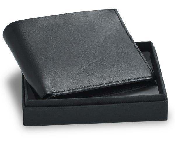 Genuine Leather Gentleman Jim Wallet - Mirelle Leather & Lifestyle