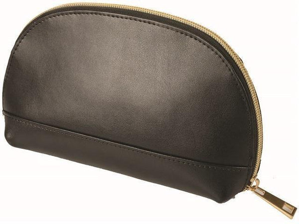 Genuine Leather Jena Cosmetic Purse - Mirelle Leather & Lifestyle