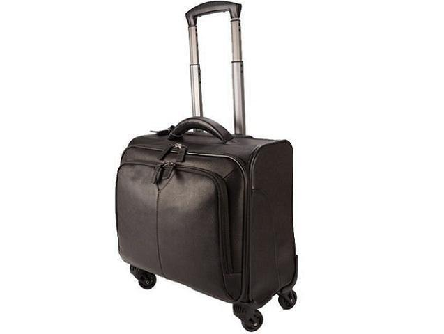 Genuine Leather Office Trolley Laptop Business Bag - Mirelle Leather and Lifestyle