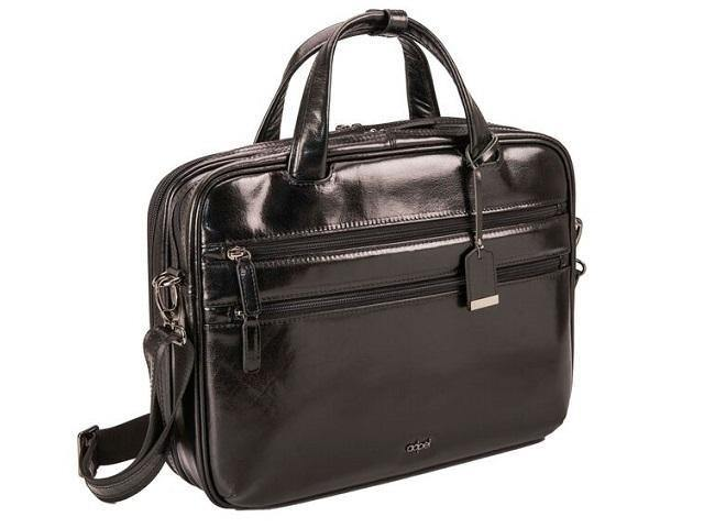 Genuine Leather Roma Ladies Laptop Bag - Mirelle Leather and Lifestyle
