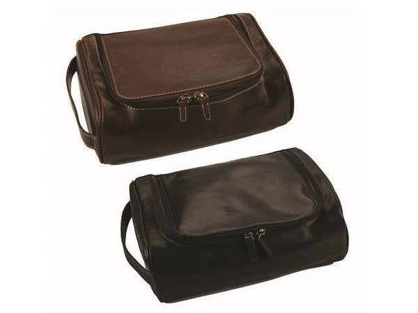 Genuine Leather Travel Kit - Mirelle Leather & Lifestyle