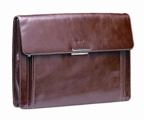 Genuine Leather Underarm Folder - Mirelle Leather & Lifestyle