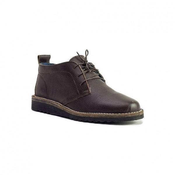 John Buck Men's Veldskoen-Men's Shoe-Mirelle Leather & Lifestyle