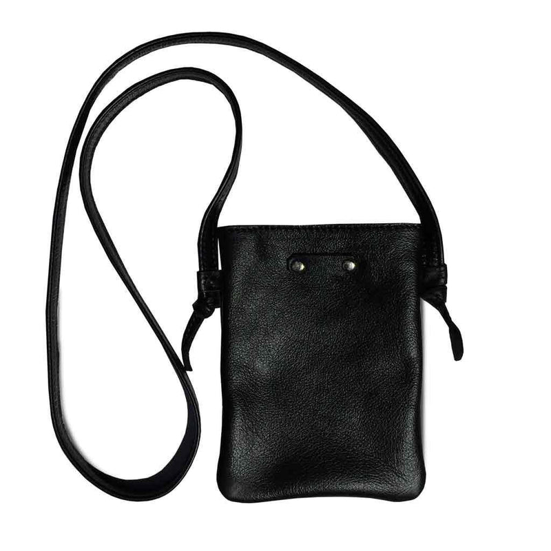 Mirelle Genuine Leather Girl-On-The-Go Crossbody Handbag - Mirelle Leather & Lifestyle