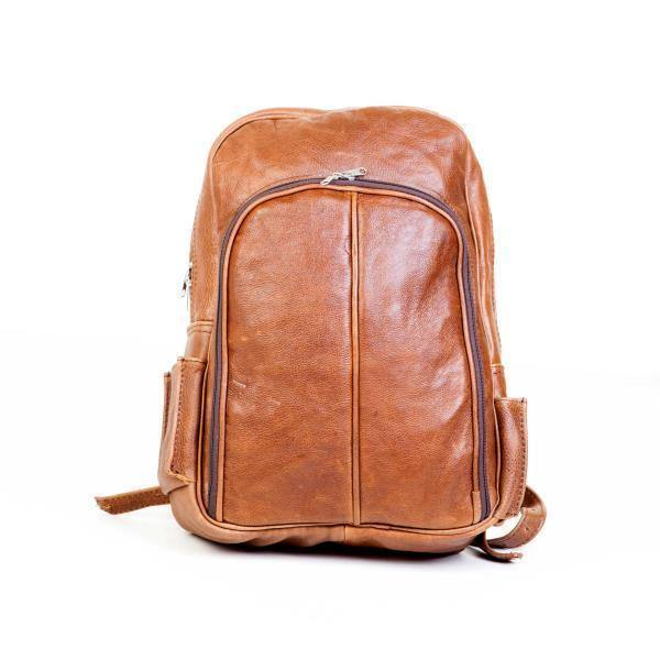 Mirelle Genuine Leather Laptop Backpack-Backpack Laptop Bag-Mirelle Leather & Lifestyle