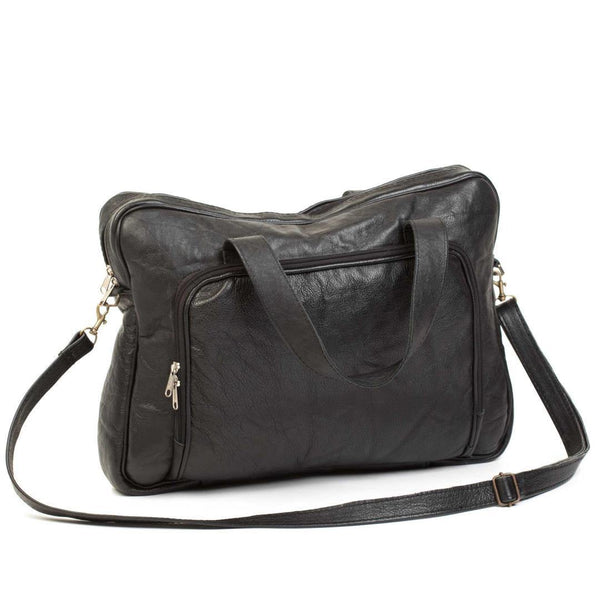 Mirelle Genuine Leather Laptop Bag-Laptop Bag-Mirelle Leather & Lifestyle