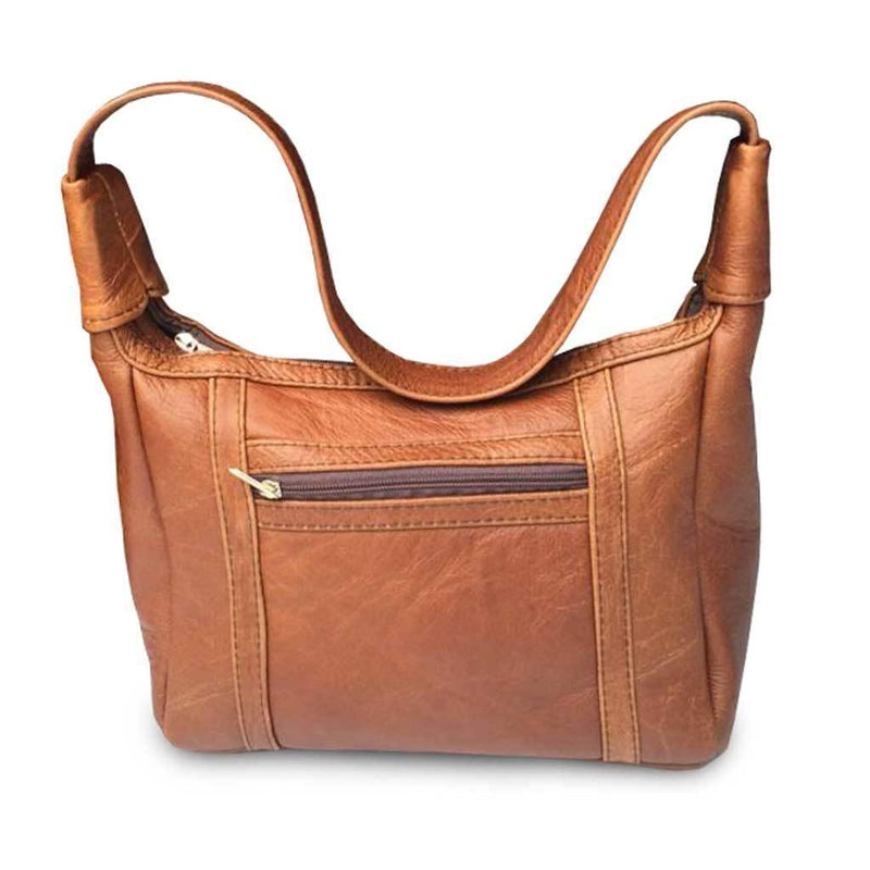 Mirelle Genuine Leather Under The Arm Shoulder Handbag - Mirelle Leather & Lifestyle