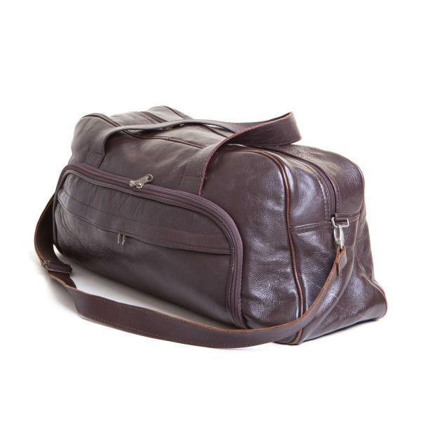 Mirelle Genuine Leather Weekender Travel Bag - Mirelle Leather & Lifestyle