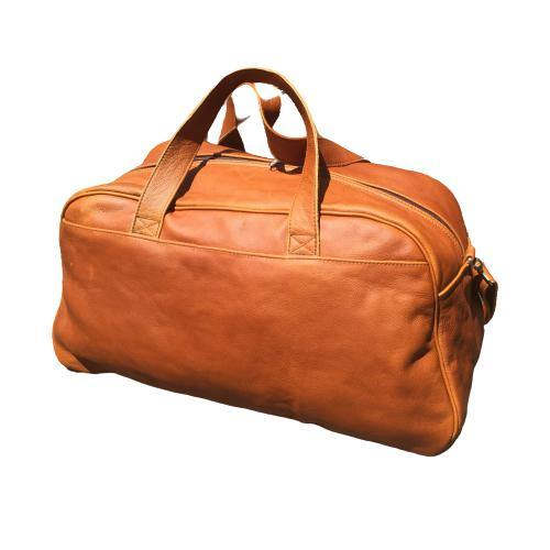 Mirelle Genuine Leather Weekender Travel Bag-Weekender Travel Bag-Mirelle Leather & Lifestyle