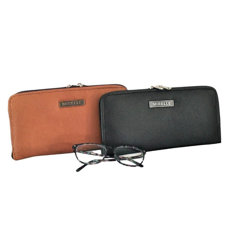 Mirelle Ideal Genuine Leather Travel Wallet Purse - Mirelle Leather and Lifestyle
