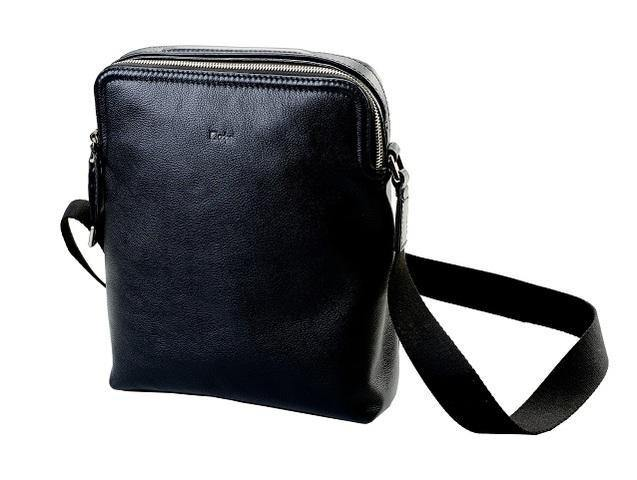Nappa Leather Messenger Bag-Messenger bag-Mirelle Leather & Lifestyle