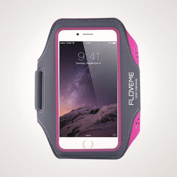 Runners Cellphone Armband - Mirelle Leather & Lifestyle