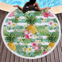 Round Beach Towels - handiestthings.com