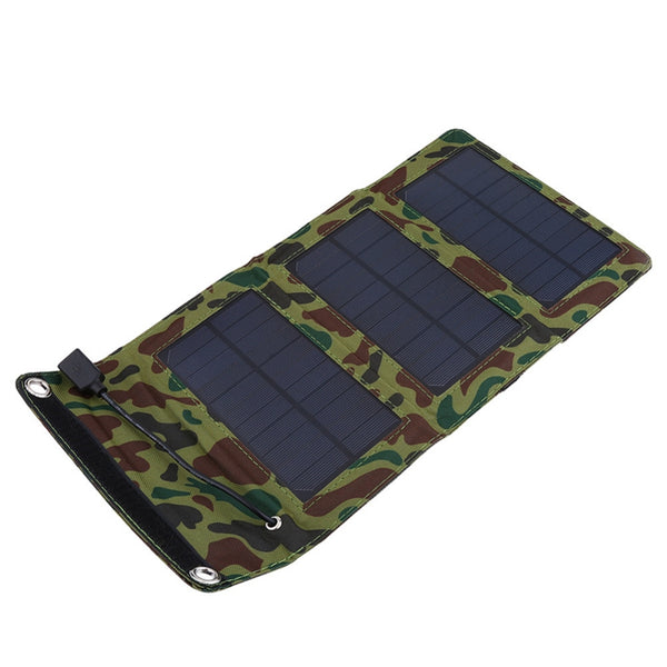 5W Folding Solar Charger for mobile phones - handiestthings.com