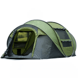 4-Person Easy Pop up Outdoor Tent - handiestthings.com