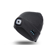 Toque with Light and Wireless Headset - handiestthings.com