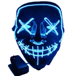 Halloween LED Mask - handiestthings.com