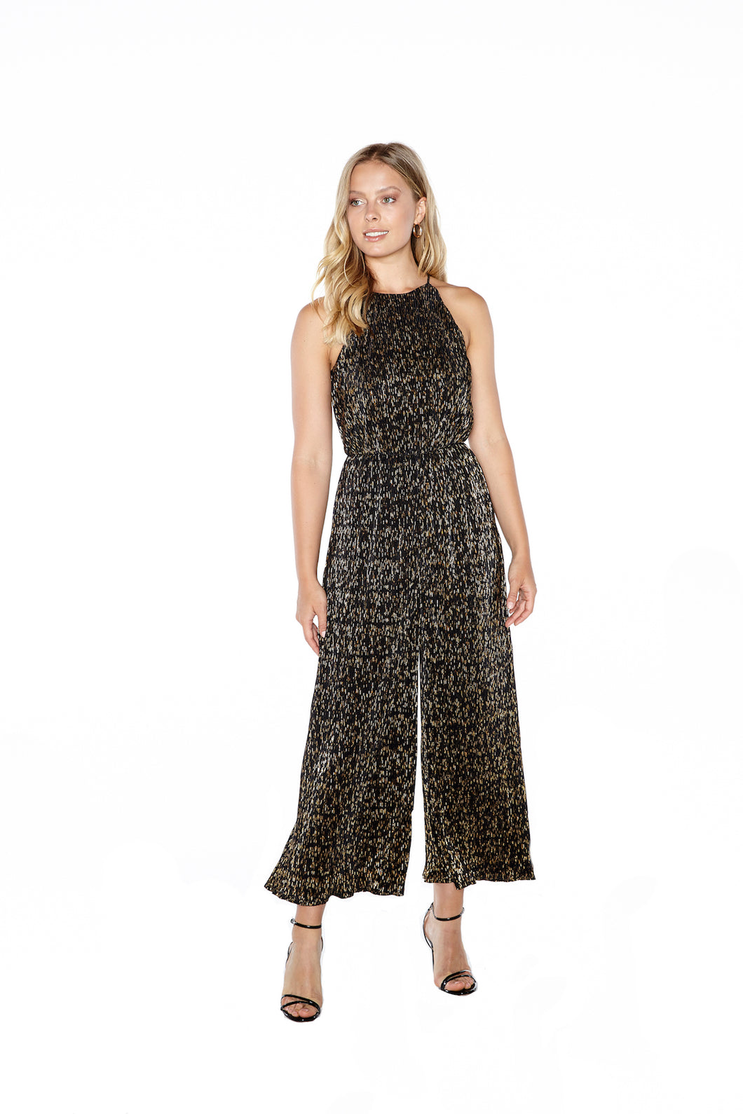 Speckled Jumpsuit