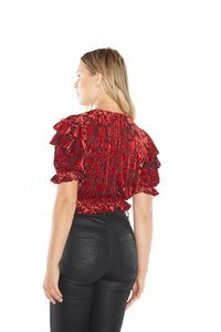 Velveteen Dreams Top