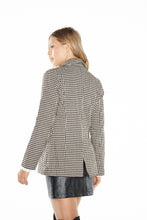 Load image into Gallery viewer, Houndstooth Blazer