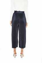 Load image into Gallery viewer, Indigo Pleated Pant