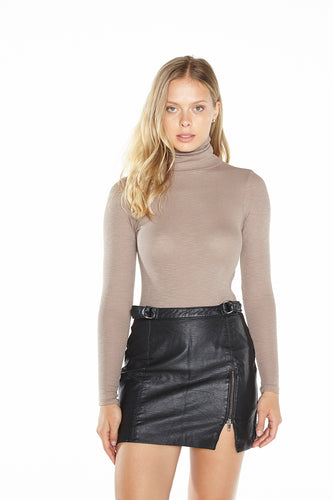 Ashton Turtleneck Bodysuit
