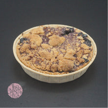 Load image into Gallery viewer, Blueberry Crumble Pie
