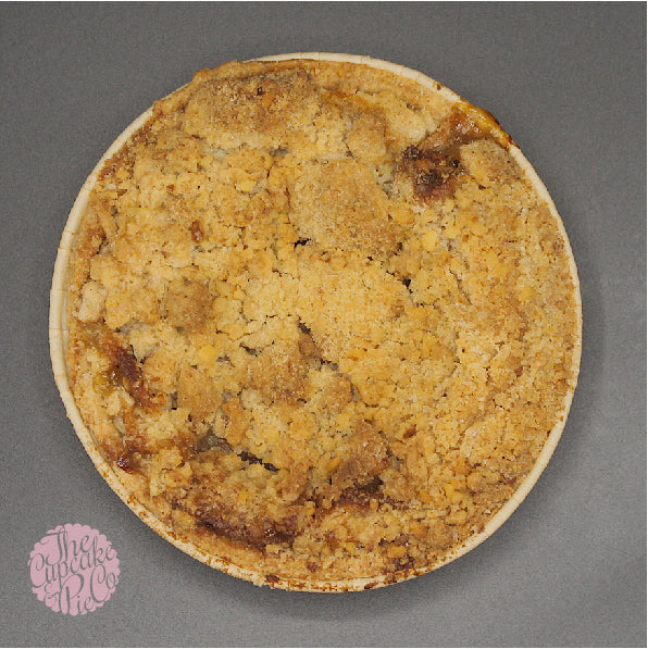 Blueberry Crumble Pie Family Size