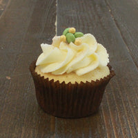 Apple & Cinnamon Cupcake