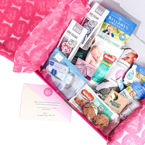 BABY BOX (with Baby Swaddle)