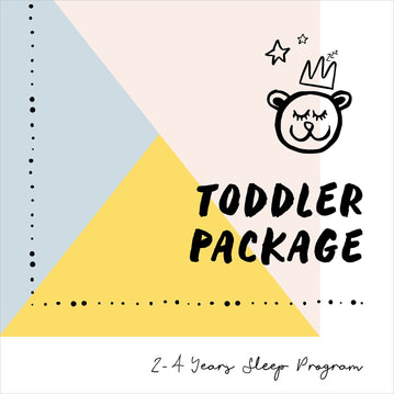 2-4 Years Toddler SLEEP GUIDELINES