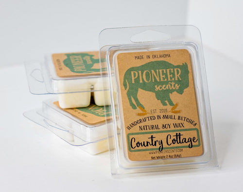 Country Cottage Soy Wax Melt