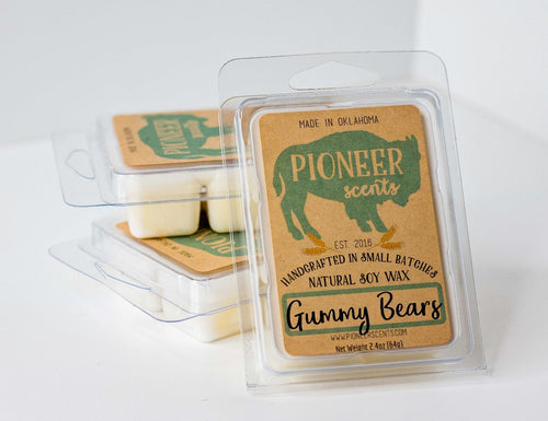 Gummy Bears Soy Wax Melt