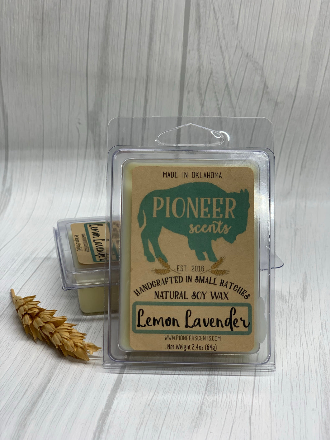 Lemon Lavender Soy Wax Melt