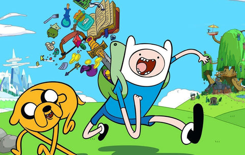petty snacks, petty snacks clothing, best cartoons to watch high, stoner cartoons, stoner clothing, adventure time, finn and jake