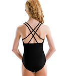 Motionwear Double Strap Camisole Leotard - 2496